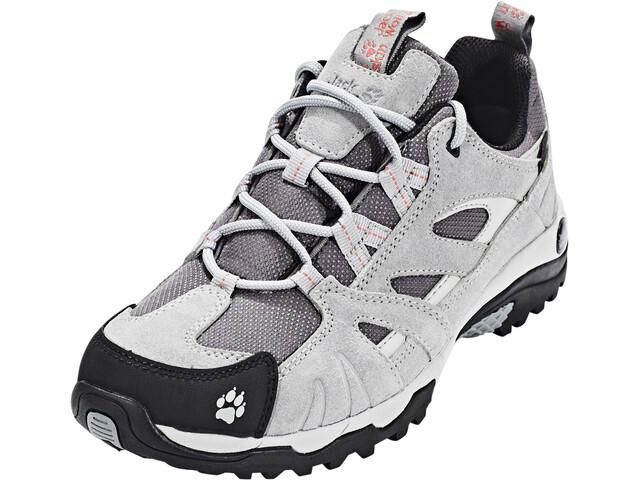 b4a5c8e1d2a Jack Wolfskin Vojo Hike Texapore Hiking Shoes Low Cut Damen grapefruit